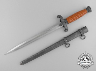 A Army (Heer) Dagger by Alexander Coppel GmbH (Alcoso), Solingen