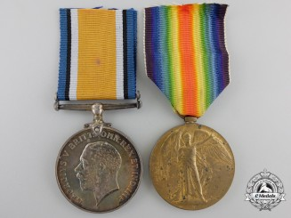 A First War Pair to the 25th Infantry Battalion