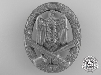 An Army General Assault Badge by Frank & Reif, Stuttgart