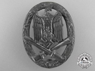 A Second War General Assault Badge by Rudolf Karneth