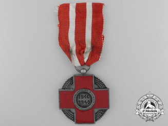The Netherlands. A 1940-45 Red Cross Decoration
