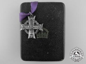 A Second War Memorial Cross to Navigator D.R.Graham