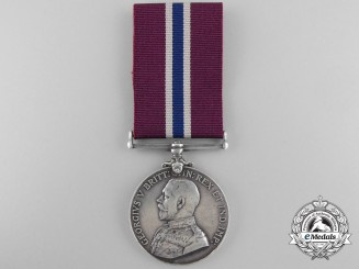 A Permanent Forces Long Service & Good Conduct Medal