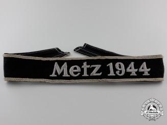 A Rare Metz Cufftitle Type II