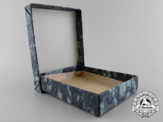 A Box for General Assault/Panzer/Infantry Badge by Rudolf Leukert