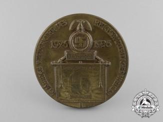 Germany. A 1926-1936 Reichsparteitag Thüringen Day Badge