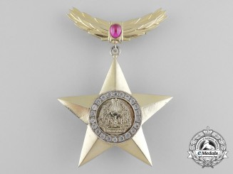 A Scarce Romanian Socialist Republic Order of the Hero