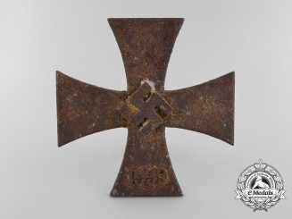 A Rare Centre Core of the Grand Cross of the Iron Cross 1939