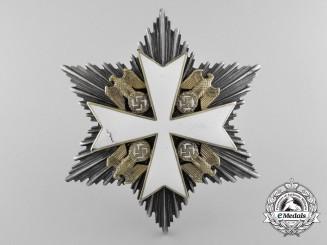 A German Eagle Order; Second Class Star by Deschler
