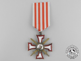 Latvia. An Order of the Bear Slayer, Knight's Cross, c.1930