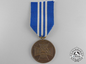 Hanover. A Military Association  War Medal, c.1918