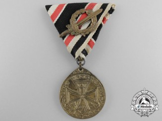 A German Imperial Medal of the German Honour Legion