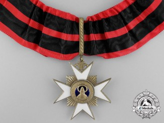 Vatican. An Order of St. Sylvester; Commander