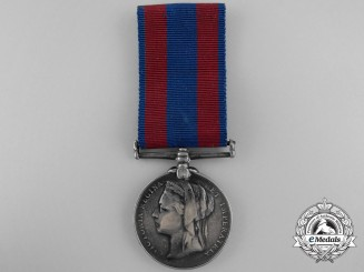 A North West Canada Medal 1885 to the York & Simcoe Provisional Battalion