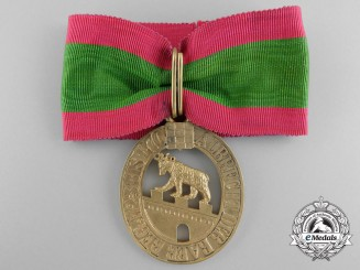 Anhalt. A House Order of Albert the Bear, Commander's Badge, c.1910