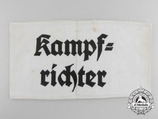 A Kampfrichter (Judge) Armband
