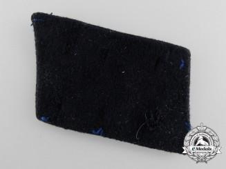 A Uniform Removed Waffen SS Rank Tab