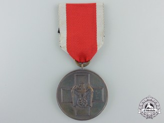 An Early German Social Welfare Medal