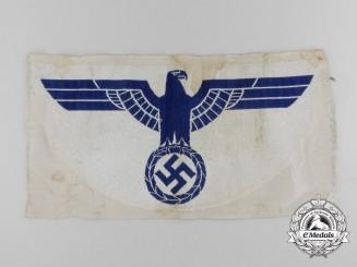 A Kriegsmarine Sport Shirt Eagle