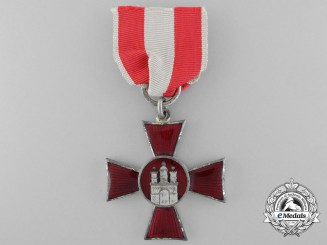 A Hamburg Hanseaten Cross