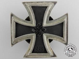 An Iron Cross First Class 1939 by C.E.Juncker