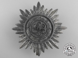 Germany, Third Reich. An Ostvolk Decoration for Merit, I Class, Silver Grade