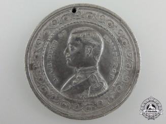 An 1867 Visit of the Duke of Edinburgh to Australia Medal