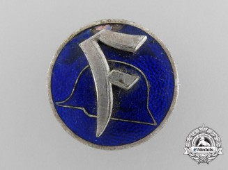A Women's Stahlhelm Organization Members Badge
