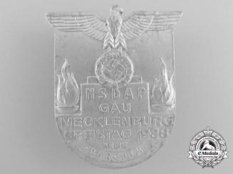 A 1938 NSDAP Mecklenburg Tinnie