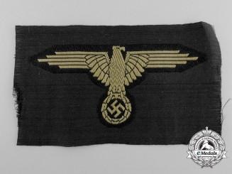 A Waffen-SS Tropical Sleeve Eagle