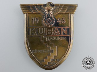 A Kuban Campaign Shield