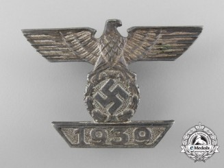 A Clasp to the Iron Cross 1939; First Class