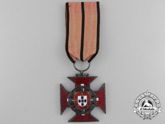 A Portuguese Imperial Order; Knight