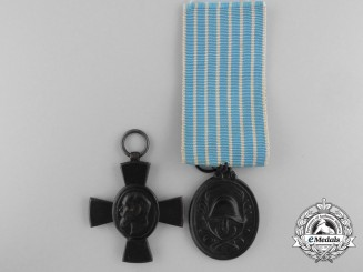 Two Bavarian Medals and Awards