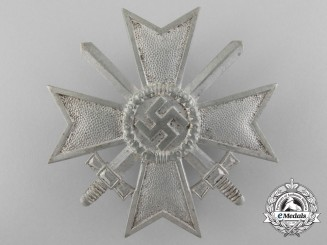 A War Merit Cross 1st Class with Swords by Deschler