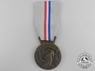 Luxembourg, Grand Duchy. A 1940-1945 Medal of National Recognition