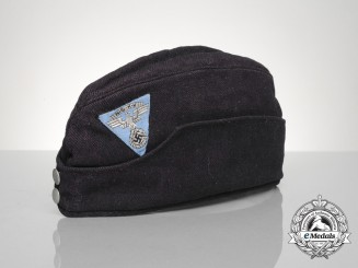 An National Socialist Motor Corps Enlisted Man's Side Cap
