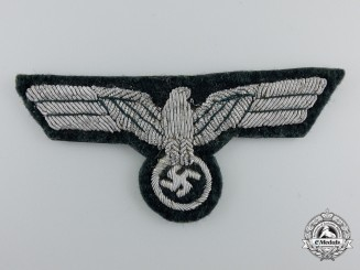 A Second War German Army/Wehrmacht Officer's Breast Eagle