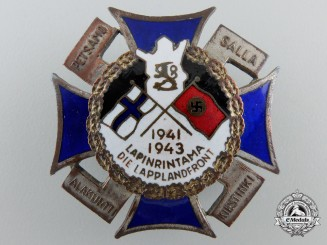 A 1941-43 Northern Front Cross