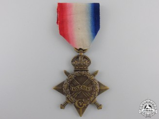 A 1914-15 Star to the 2nd Canadian Infantry Battalion