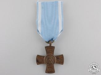 A Bavarian Napoleonic Campaign Cross 1813-1814
