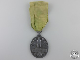 A Bavarian Reichsnährstand (RNST) Medal for Twenty Years' Faithful Service