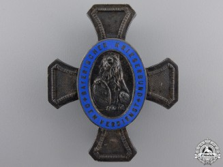 A Bavarian War Veteran Organization Honour Cross by Deschler
