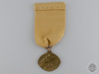 "A Belgian Lieutenant de Dorlodot ""Thank You"" Medal"