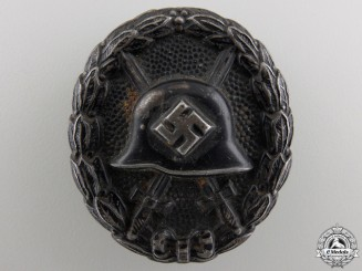 A Black Grade Legion Condor Wound Badge