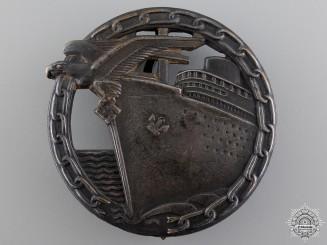 A Blockade Runner Badge by Schwerin