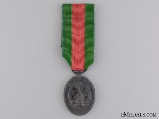 Brazil, Republic. An 1868 Bravery Medal