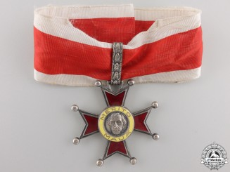 A Brazilian Mauá Order or Merit; Commander