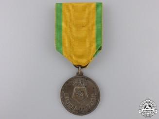 Brazil, Republic. A Navy N E Duke of Caxias Tour Medal, c.1954