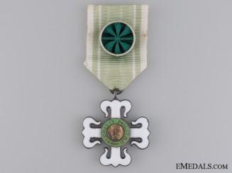 A Brazilian Order of Military Merit; Fourth Class Cross